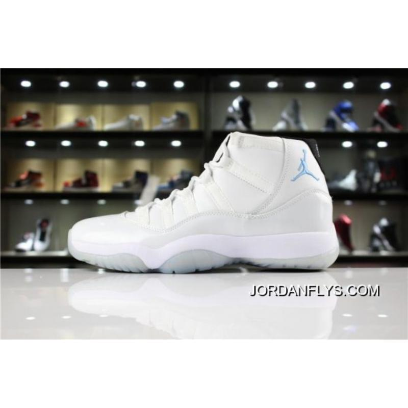 8370d1c1e9bfb7 ... official air jordan 11 retro legend blue 378037 117 men and women shoes  super c7e66 0d452