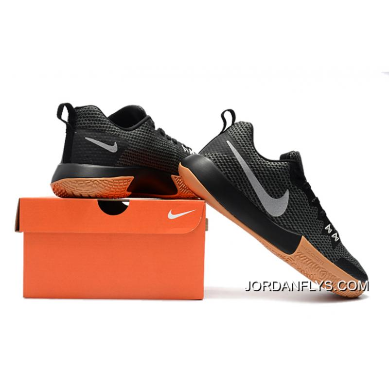 22fe8dd292d0 ... New Year Deals Nike Zoom Live II EP Black Gum Light Brown-Reflect  Silver ...