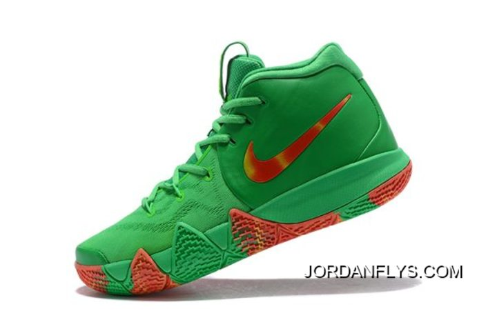 "1717713d0716 Nike Kyrie 4 ""Fall Foliage"" PE Men s Basketball Shoes Top Deals ..."