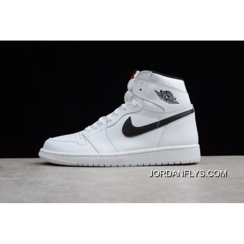 "timeless design 0d00d 87ae7 Air Jordan 1 Retro High OG ""Yin Yang"" White Black-White 555088 ..."