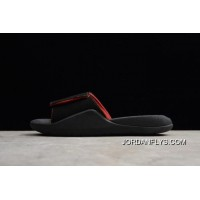 a22b76ed249f2e Jordan Hydro 7 Retro Slide Black Infrared 23 Men s Size AA2517-023 Latest