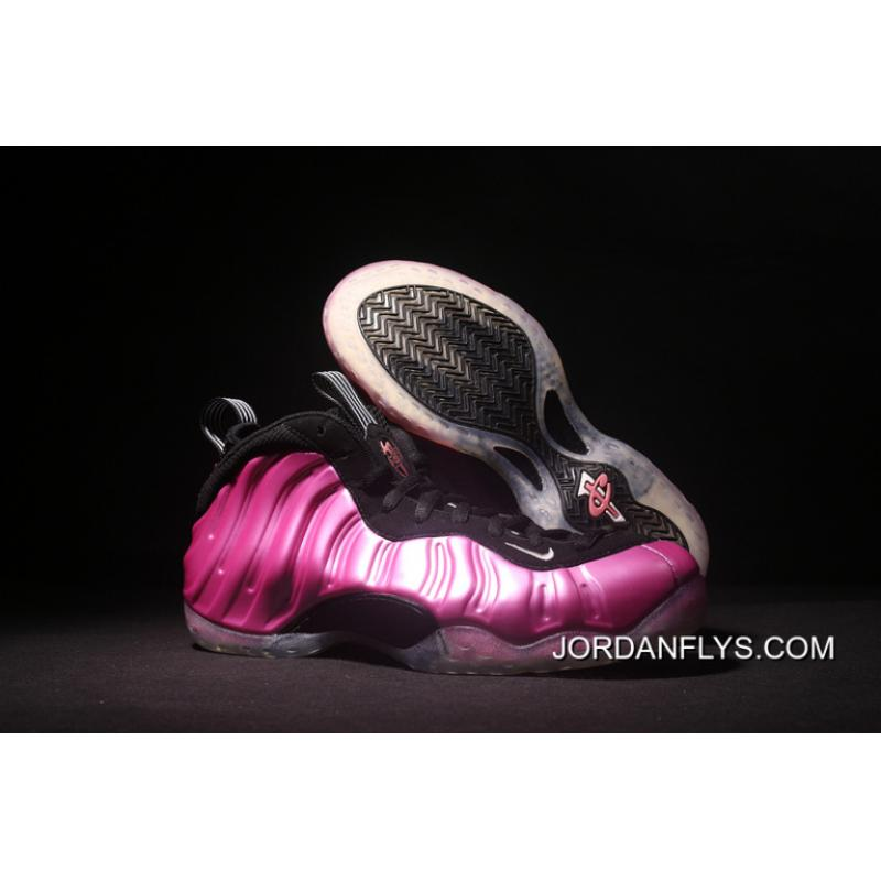 "huge selection of a0be3 7fdca New Release Nike Air Foamposite One ""Pearlized Pink"" Polarized  Pink/Metallic Silver-Black-White 314996-600"