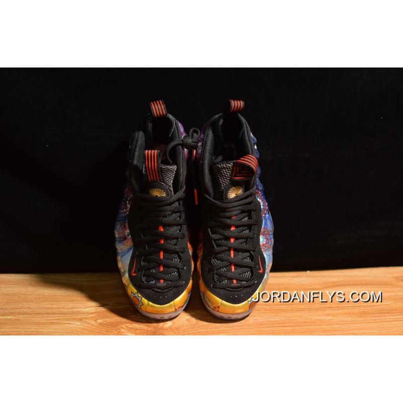 """low priced 30e9c 6e2ea Nike Air Foamposite One """"Chinese New Year"""" Multi-Color AO7541-006 Top Deals"""