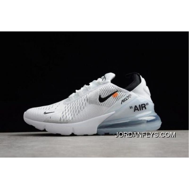 Nike Air Max 270 White/Black AH8050 100 Culture Kings