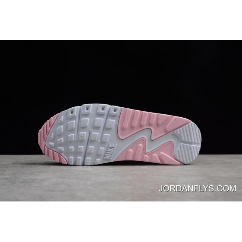 best service 9dd6e 0009a ... Buy Now Women s Nike Air Max 90 Se Mesh GS Prism Pink White 880305- ...