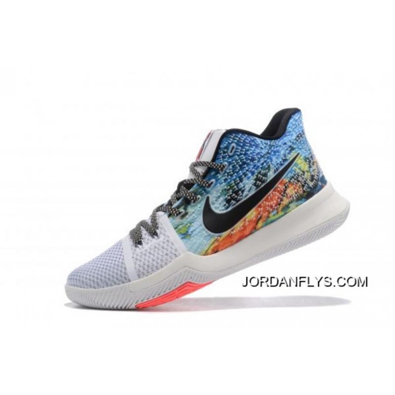 save off de9cc fa0c2 ... netherlands best kyrie irving nike kyrie 3 all star multi color mens  basketball 09750 f1c40
