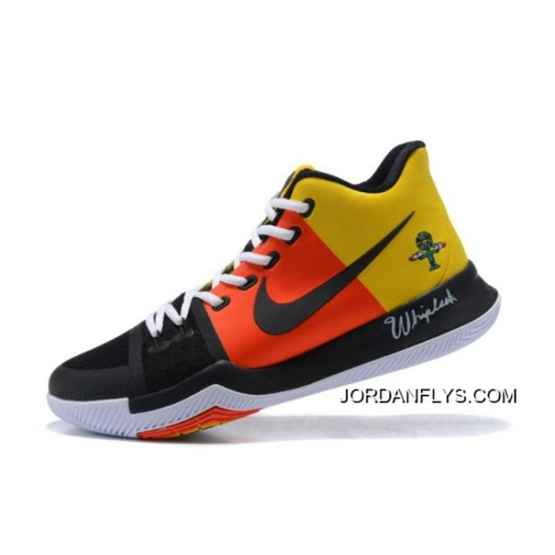 """bff40be89d5 New Release Men s Nike Kyrie 3 """"Raygun"""" PE Kyrie Irving Basketball Shoes ..."""