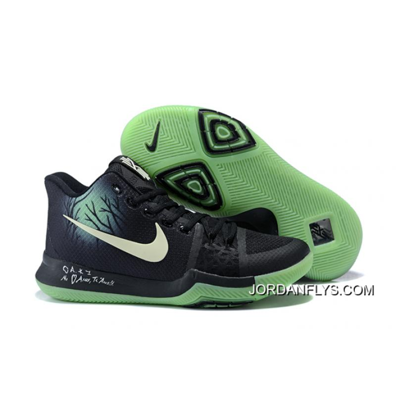 "1291e0265ea ... For Sale Kyrie Irving Nike Kyrie 3 ""Fear"" PE Men s Basketball Shoes ..."