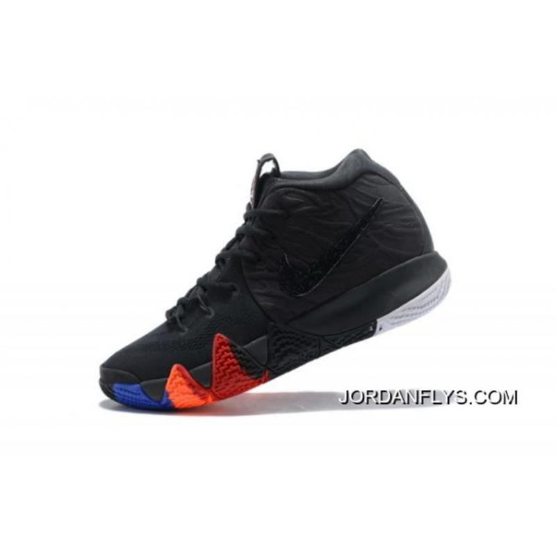 "buy cheap cdf26 19c60 Nike Kyrie 4 ""Year Of The Monkey"" Anthracite/Black 943806-011 Free Shipping  For Sale"
