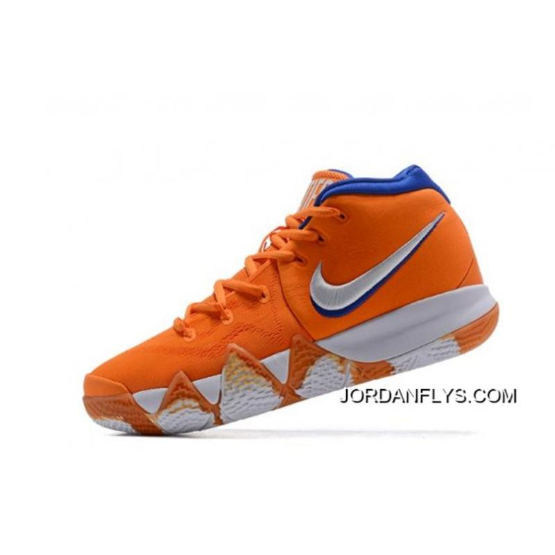 pretty nice dacd6 5d535 store nike kyrie 4 wheaties bright orange white blue new release e9857 9077d