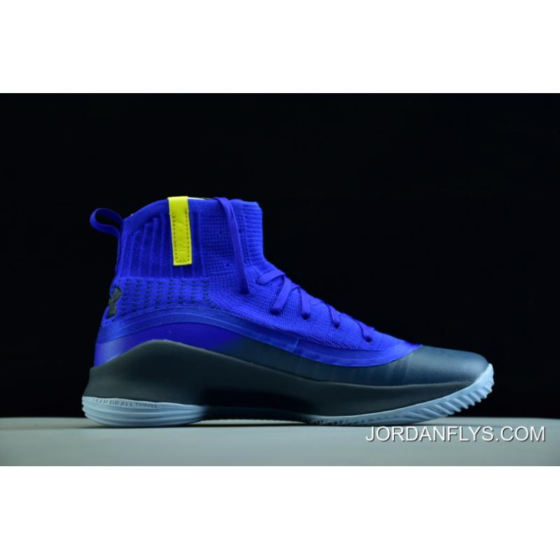 "4f92422251d9 ... Men s Under Armour Curry 4 ""Away"" Team Royal Academy 1298306-401 Top ..."