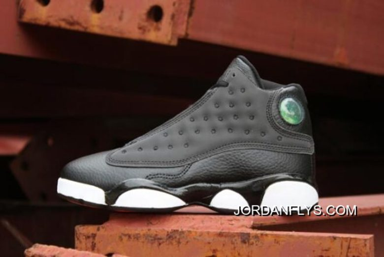 "9456c0173b2d Big Discount Girls Air Jordan 13 Retro GS ""Hyper Pink"" Black Anthracite-"