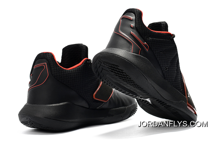 "new product a130d 04a8f Chris Paul Jordan CP3.XI ""Bred"" Black Varsity Red-White Men s"