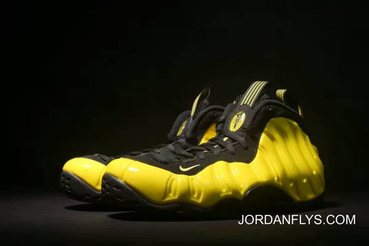 "sale retailer b46f7 2a790 Nike Air Foamposite One ""Wu-Tang"" Optic Yellow/Black 314996-701 Buy Now"