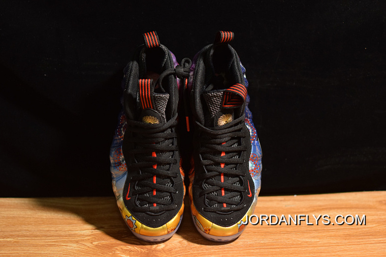 "low priced c4912 31045 Nike Air Foamposite One ""Chinese New Year"" Multi-Color AO7541-006 Top Deals"
