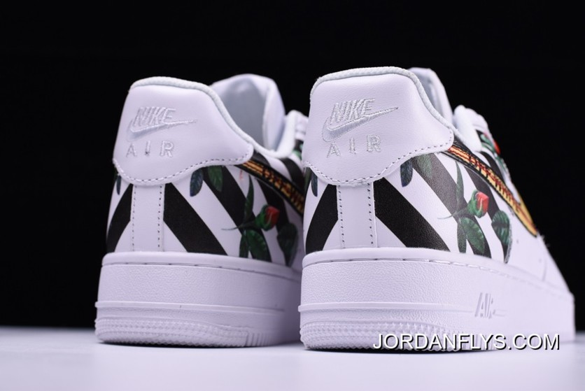 """Air White Where 1 Buy """"flower Off To Nike Custom X Low Force QshCrtdxB"""