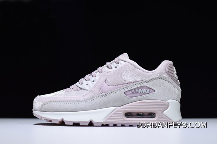 low priced 1504e ccfcf Buy Now WMNS Nike Air Max 90 LX Particle Rose/Vast Grey/Summit White  898512-600