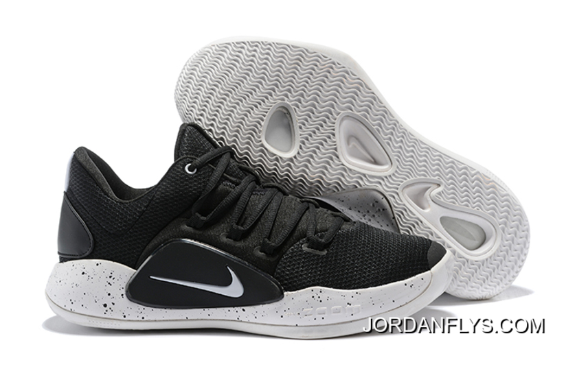 c3fe084830bc New Release Nike Hyperdunk X Low EP 2018 Black White Basketball Shoes