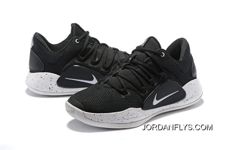 buy online 4a81e 829c7 New Release Nike Hyperdunk X Low EP 2018 Black White Basketball Shoes