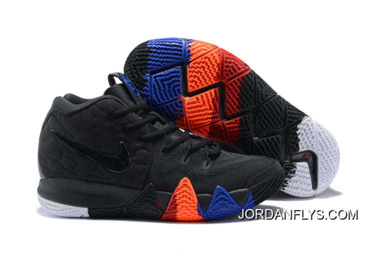 "7a577f45ad6 Nike Kyrie 4 ""Year Of The Monkey"" Anthracite Black 943806-011 Free ..."