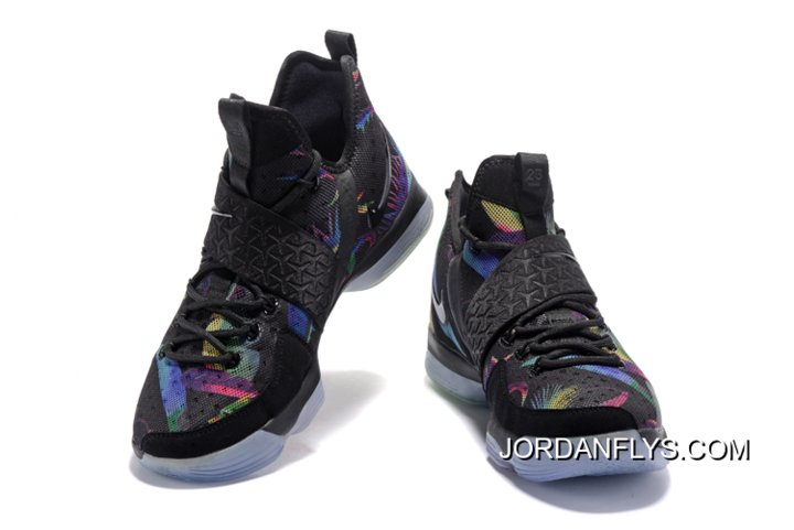 """80bf64a5caf32 Nike LeBron 14 Limited Edition """"South Coast"""" Men s Size Best"""